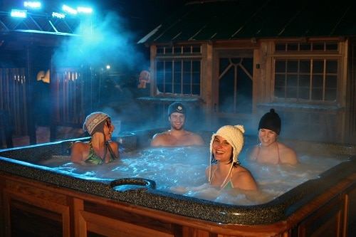 Indoor vs Outdoor Portable Hot Tubs